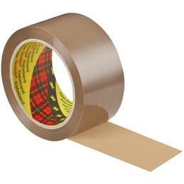 Pakavimo juosta SCOTCH 309, 50 mm x 66 m, ruda