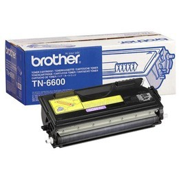 Tonerio kasetė BROTHER TN-6600, juoda