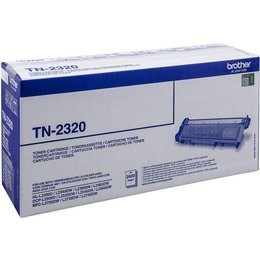 Tonerio kasetė BROTHER TN-2320, juoda