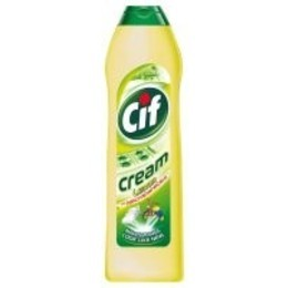 Šveitimo pienelis CIF Cream Lemon, 540 ml