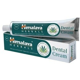 Dantų pasta HIMALAYA Dental Cream, 100ml + Spark White, 75ml