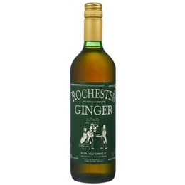Vynas nealkoholinis Imbierinis Rochester Ginger, 0,725 l