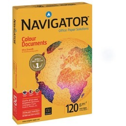 Popierius NAVIGATOR Colour Documents, 120 g/m2