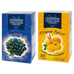 Arbata LONDON FRUIT, 20 vnt.